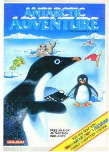 Antarctic Adventure per ColecoVision