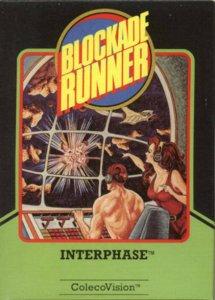 Blockade Runner per ColecoVision