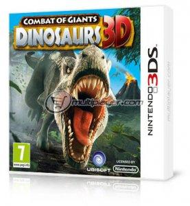 Combattimenti fra Giganti: Dinosauri 3D per Nintendo 3DS