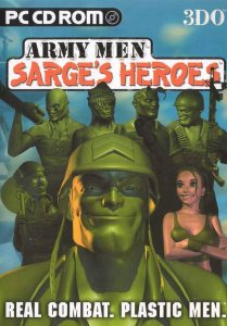 Army Men: Sarge's Heroes per PC Windows