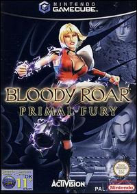 Bloody Roar: Primal Fury per GameCube