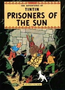 Tin Tin Prisonier of the sun per PC Windows