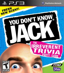 You Don't Know Jack per PlayStation 3