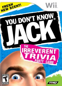 You Don't Know Jack per Nintendo Wii