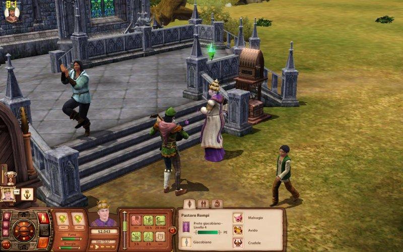La Soluzione di The Sims: Medieval