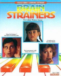 Brain Strainers per ColecoVision