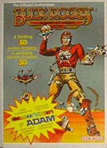 Buck Rogers: Planet of Zoom per ColecoVision