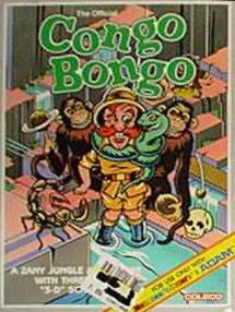 Congo Bongo per ColecoVision