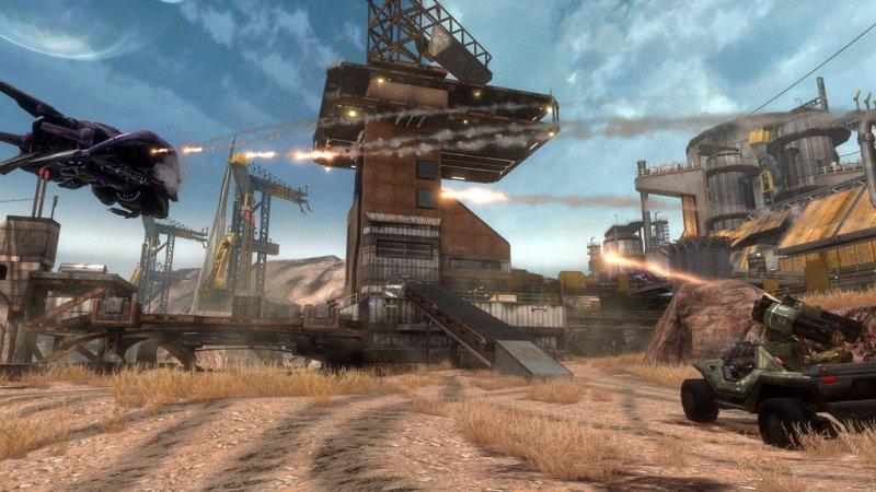 Online il Defiant Map Pack di Halo: Reach