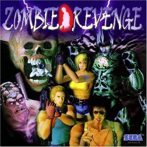 Zombie Revenge per Dreamcast