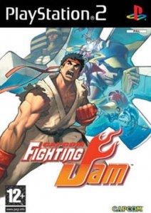 Capcom Fighting Evolution per PlayStation 2
