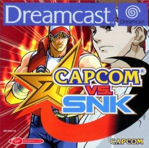 Capcom Vs. SNK per Dreamcast