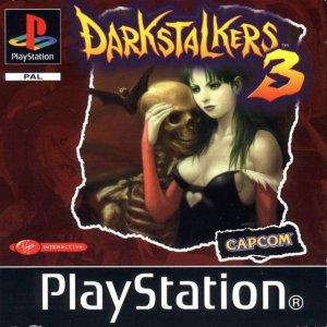 Darkstalkers 3: Vampire Savior Ex per PlayStation