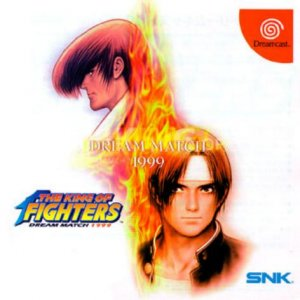 King of Fighters - Dream Match '99 per Dreamcast
