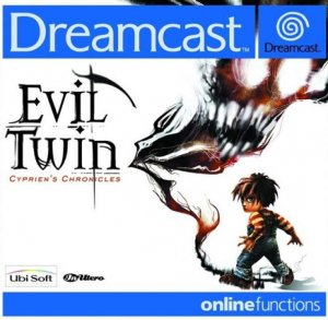 Evil Twin: Cyprien's Chronicles per Dreamcast