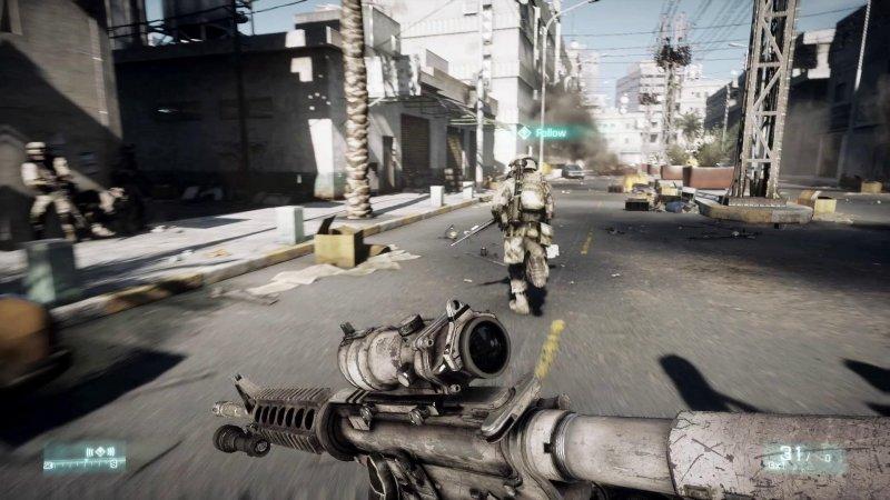 La campagna di Battlefield 3 dura 12 ore