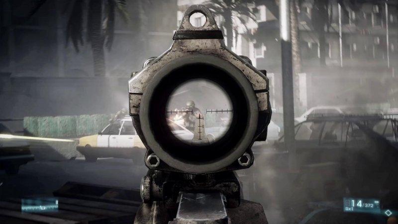 Battlefield 3: mappe multiplayer più piccole su console