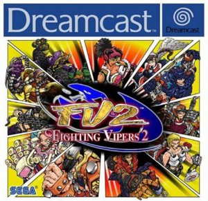 Fighting Vipers 2 per Dreamcast