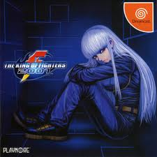 The King of Fighters 2001 per Dreamcast