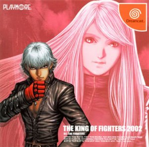 The King of Fighters 2002 per Dreamcast