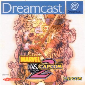 Marvel Vs. Capcom 2 per Dreamcast