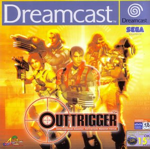 Outtrigger per Dreamcast