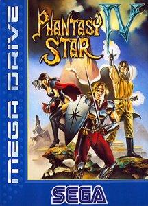 Phantasy Star IV per Sega Mega Drive