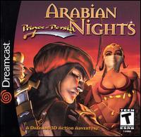 Prince of Persia 3D per Dreamcast