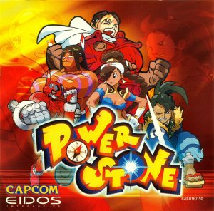 Power Stone per Dreamcast