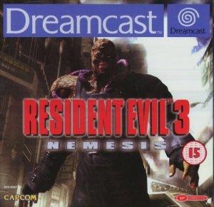 Resident Evil 3: Nemesis per Dreamcast
