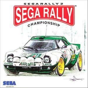 Sega Rally 2 per Dreamcast
