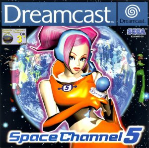 Space Channel 5 per Dreamcast