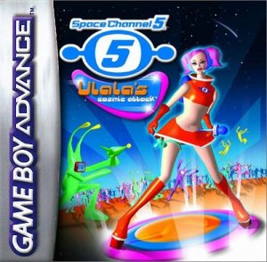 Space Channel 5 per Game Boy Advance