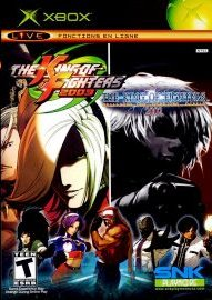 The King of Fighters 2002 per Xbox