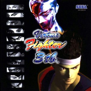 Virtua Fighter 3TB per Dreamcast