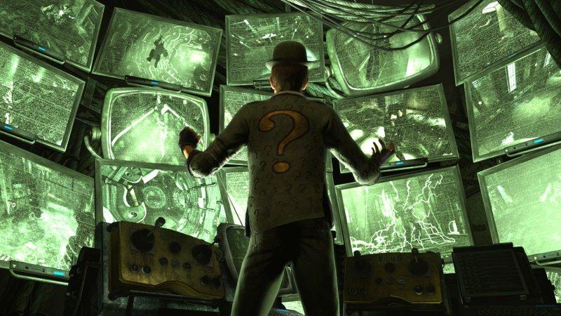 Rocksteady parla di Batman: Arkham City