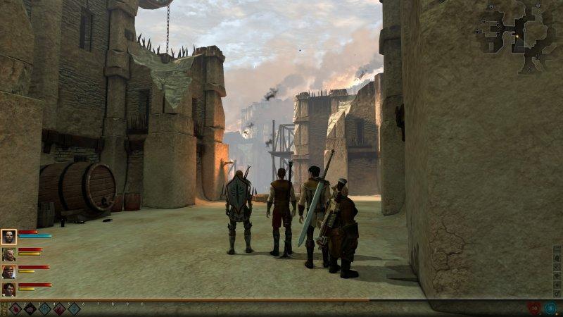Arriva la patch per il DLC di Dragon Age 2 su PC