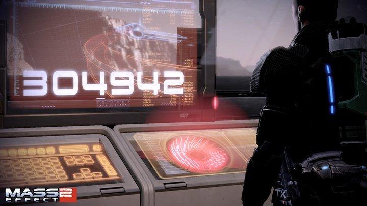 Secondo screen per Arrival di Mass Effect 2