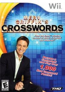 Merv Griffin's Crosswords per Nintendo Wii