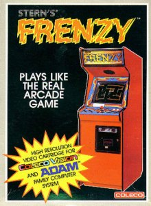 Frenzy per ColecoVision