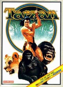 Tarzan per ColecoVision