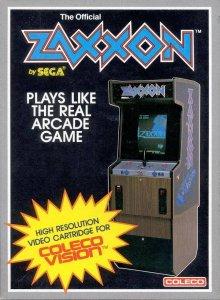 Zaxxon per ColecoVision