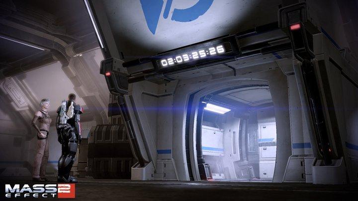 Ancora un'immagine da Arrival di Mass Effect 2