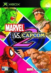 Marvel Vs. Capcom 2 per Xbox