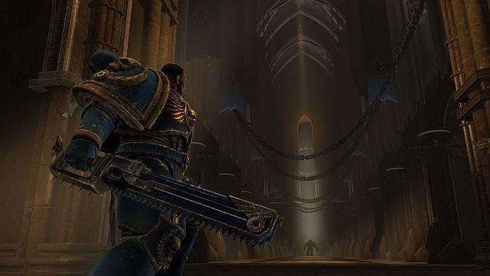 Un'immagine di Warhammer 40.000: Space Marine