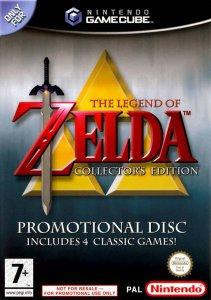 The Legend of Zelda: Collector's Edition per GameCube