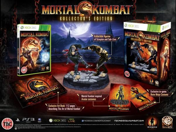 Un'edizione da collezione per Mortal Kombat