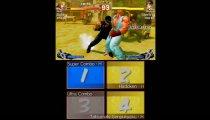Super Street Fighter IV 3D - Trailer del tutorial