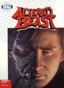 Altered Beast per Commodore 64