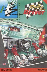 Rally Driver per Commodore 64